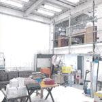 79平米の作業所+住居2LDK